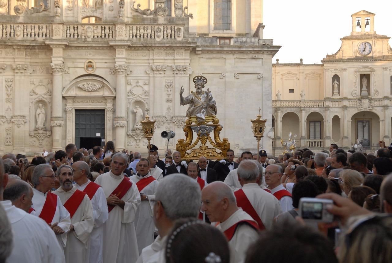 Il 24 agosto torna la cavalcata di Sant'Oronzo
